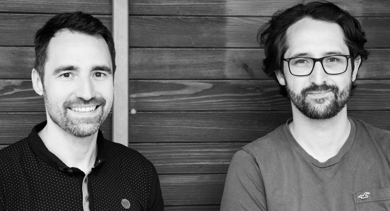 The CEOs of the new company Johannes Widmann und Hans-Peter Zillner